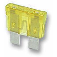 Fuse Pack, 20amp, Yellow, 5pk