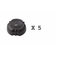 BRIGGS & STRATTON FUEL CAP, CONTAINS 5 S 692046