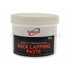 Back Lapping Pastes