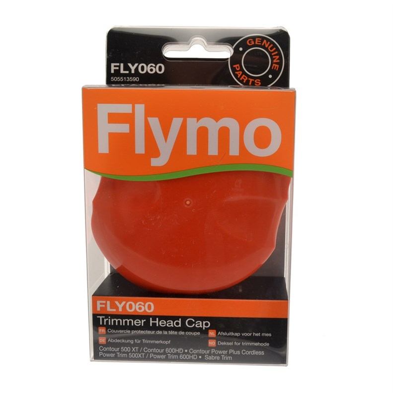 Flymo Trimmer Head Cap 5055135-90   FLY060